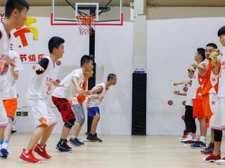 西安USBA美国篮球学院锦业校区