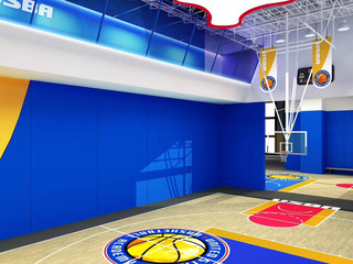 USBA美国篮球学院西安USBA美国篮球学院科技一路校区