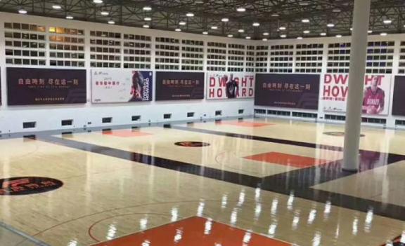 成都USBA美国篮球学院万象北路校区