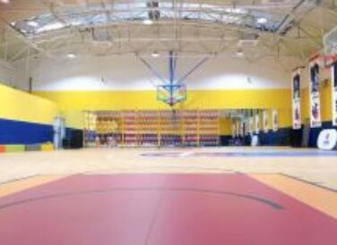 济南USBA美国篮球学院绿景嘉园校区