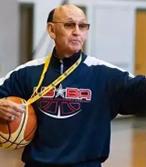 USBA美国篮球学院利兹 Fred Litzenberger