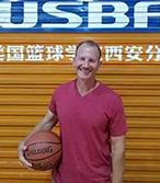 USBA美国篮球学院托德·埃利Todd Eley