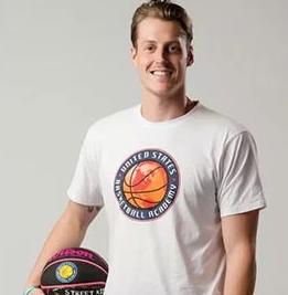 USBA美国篮球学院凯西·卡罗尔Casey carroll
