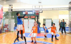 USBA美国篮球学院USBA首届小篮球挑战赛回放,篮球少年巅峰之战