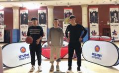 USBA美国篮球学院USBA美国篮球学院线上训练营大集结!