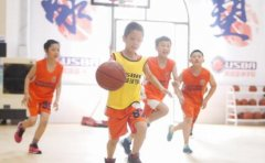 USBA美国篮球学院少儿篮球培训有什么用?西安USBA美国篮球